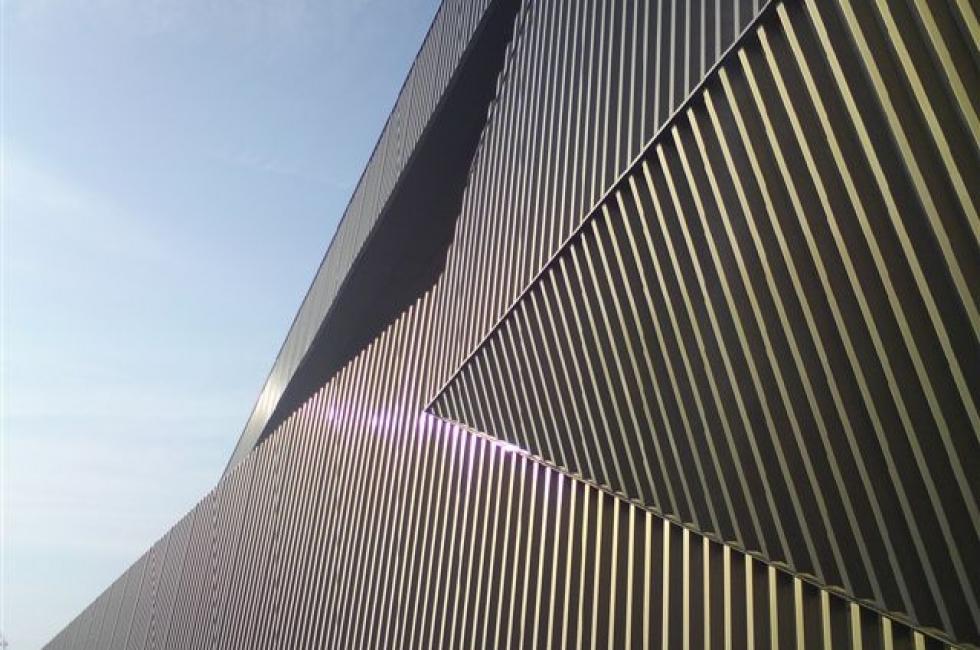 experts model metal sheet cladding revitiq